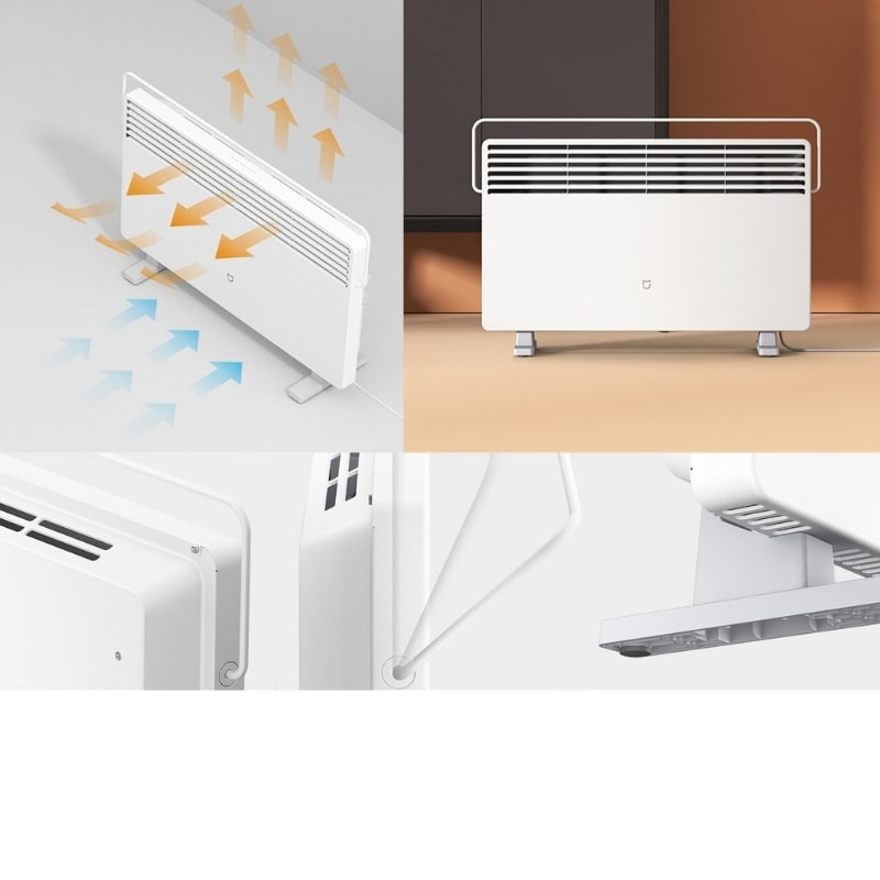 XIAOMI Smart Space Heater S grzejnik elektryczny XIAOMI Smart Space Heater S