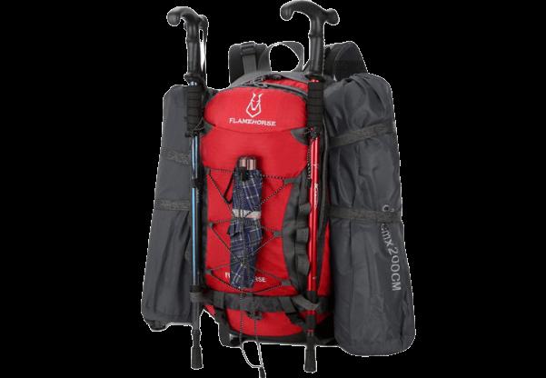 Plecak dla podróżnika