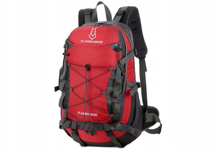 Plecak w podróż