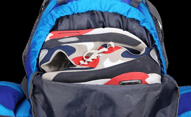 Pakowany plecak