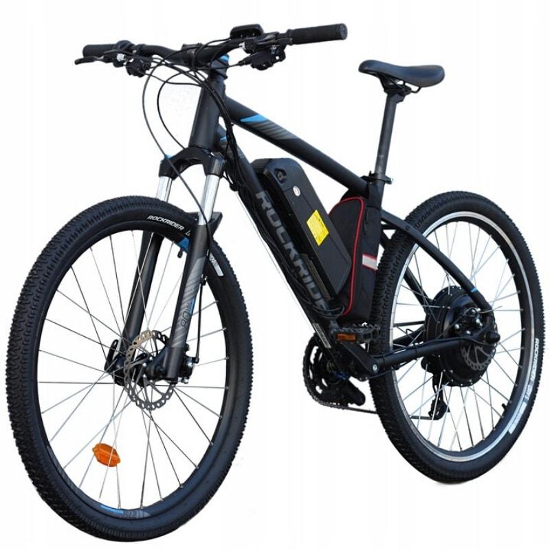 rower elektryczny rockrider